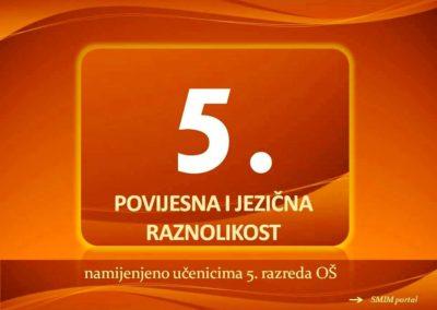Hrvatska jezična raznolikost