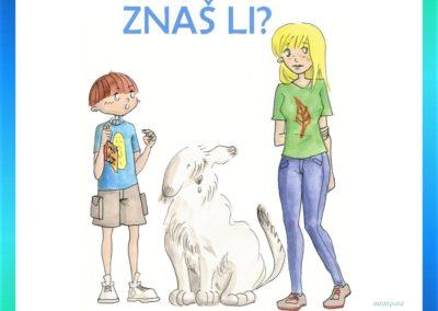 Pravopisna vježba Č/Ć, DŽ/Đ, IJE/JE